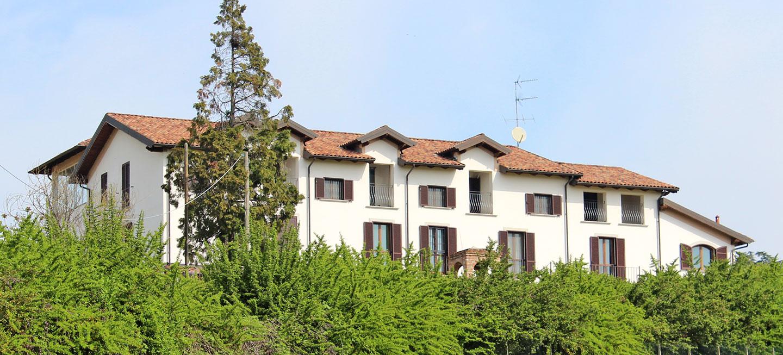 Appartamenti in villa Valmilana | Vacanze nel Monferrato
